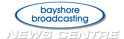Bayshore Broadcasting Corporation Sauble Beach