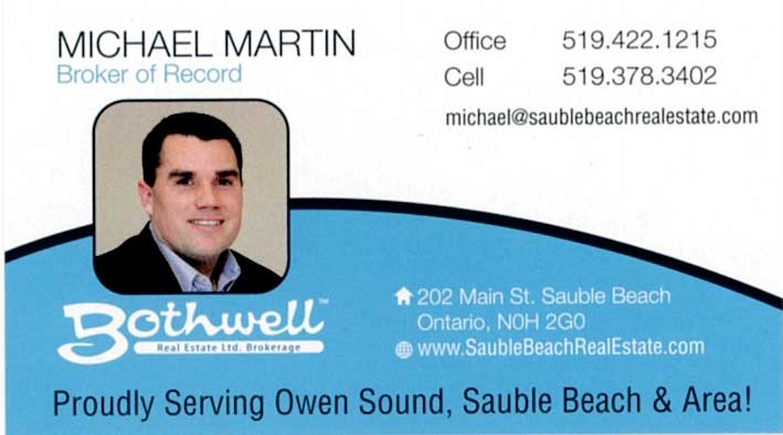 Bothwell Real Estate Ltd. Brokerage Sauble
