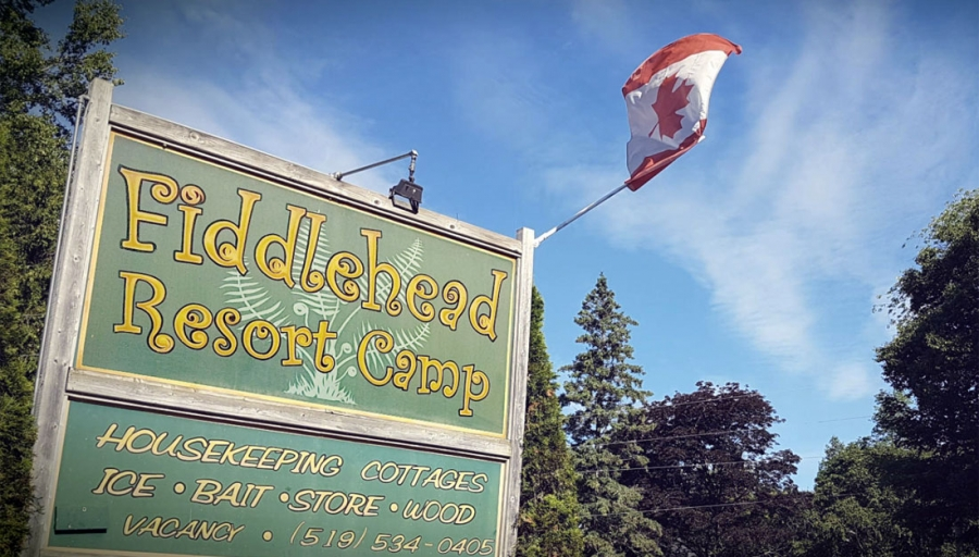Fiddlehead Resort Camp Sauble
