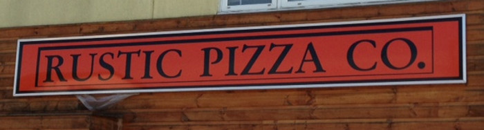 Rustic Pizza Co Sauble Beach