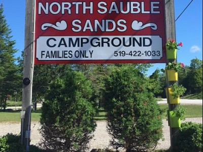 North Sauble Sands Campground