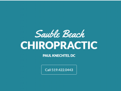 Sauble Beach Chiropractic
