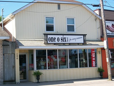 One O Six on Main