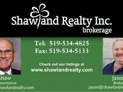 Shawland Realty Inc. Brokerage